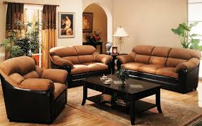 Front Room Furniture Living Room Living Room Decorating Ideas With Dark Brown Sofa