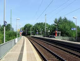 Cottbus-Sandow station