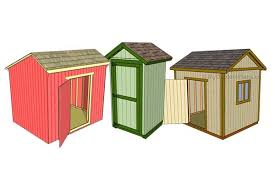 Free Saltbox Wood Shed Plans by 108 Diy Shed Plans With Detailed Step By Step Tutorials Free