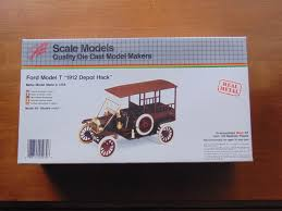 Old Ford Truck Model Kits - large scale central advanced forum detail topic hubley kits