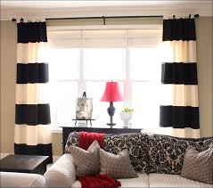 Elegant Kitchen Curtains by Kitchen Yellow Striped Curtains Grey Sheer Curtains Blue And