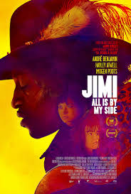 Jimi: All Is by My Side ()
