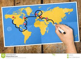 World Map Pinboard by Maps Update 800600 World Map Travel Pins U2013 Smalltown Restaurant