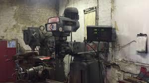 kondia power turret mill varispeed model fv1 youtube