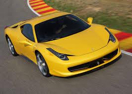 Ferrari 458 Italia Interior - ferrari unveiled the 458 italia u0027s interior