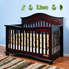 Legacy Convertible Crib by Jordana Lia 3 In 1 Convertible Crib Cherry With A Twist On The