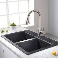 kitchen fabulous top mount apron sink kitchen sink faucets
