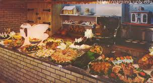 Best Buffet In Las Vegas Strip by 50 Years Of Dining On The Las Vegas Strip The Early Years