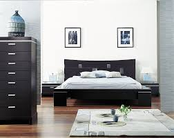 Contemporary Italian Bedroom Furniture Queen Size Bed Frame Luxury Master Bedroom Furniture Contemporary