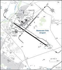 Charles De Gaulle Airport Map Beauvais Airport Aeroport De Beauvais Tille Airports Of Paris