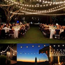 Patio Lights Outdoor by Party Patio Lights Home Design Ideas And Pictures