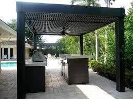 custom made outdoor kitchen designs plans for modern backyard