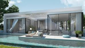 awesome small luxury house plans with elegant pool om courtyard