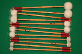 """The best flannel sticks available at present and the wonderful """"Rainer Seegers"""" models, altogether 5-layer head - Kato"""
