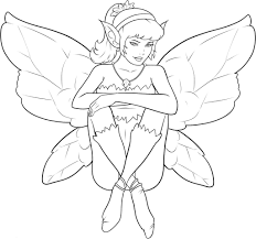 coloring pages fairy princess coloring pages coloring pages for