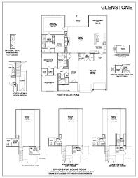 floor plans glenstone