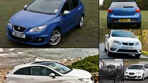 seat ibiza all years and modifications with reviews msrp
