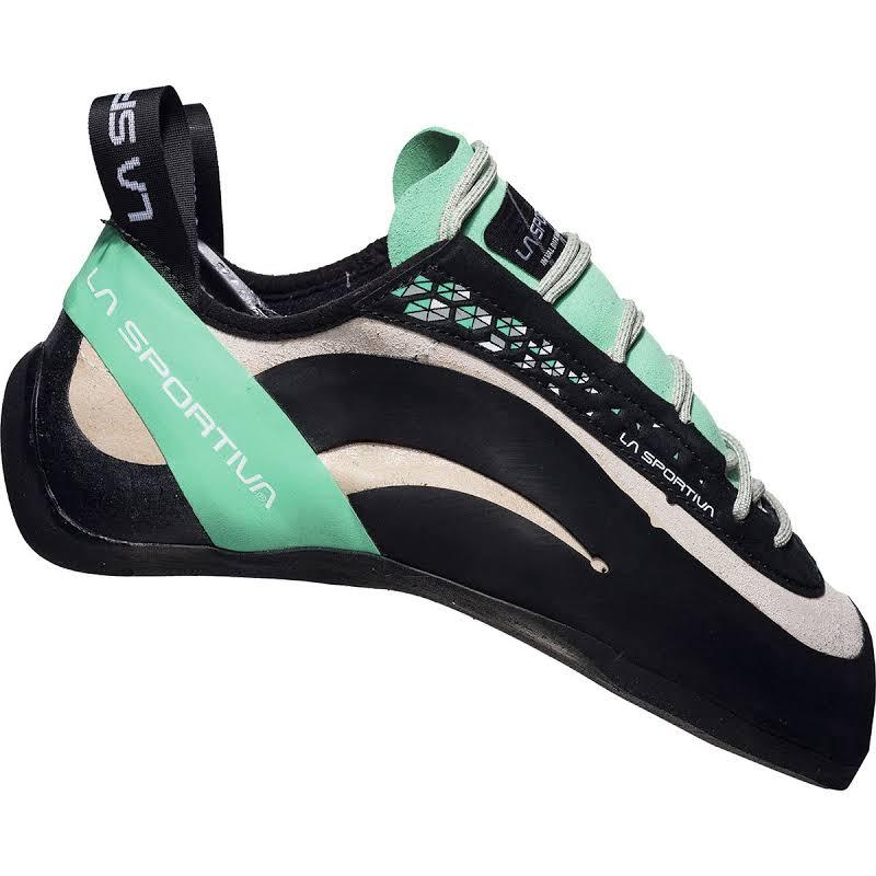 La Sportiva Miura Climbing Shoes White