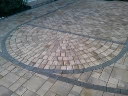 paving stone basketball court my work pinterest basketball