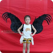 Wings Halloween Costume Popular Feather Wing Costume Buy Cheap Feather Wing Costume Lots