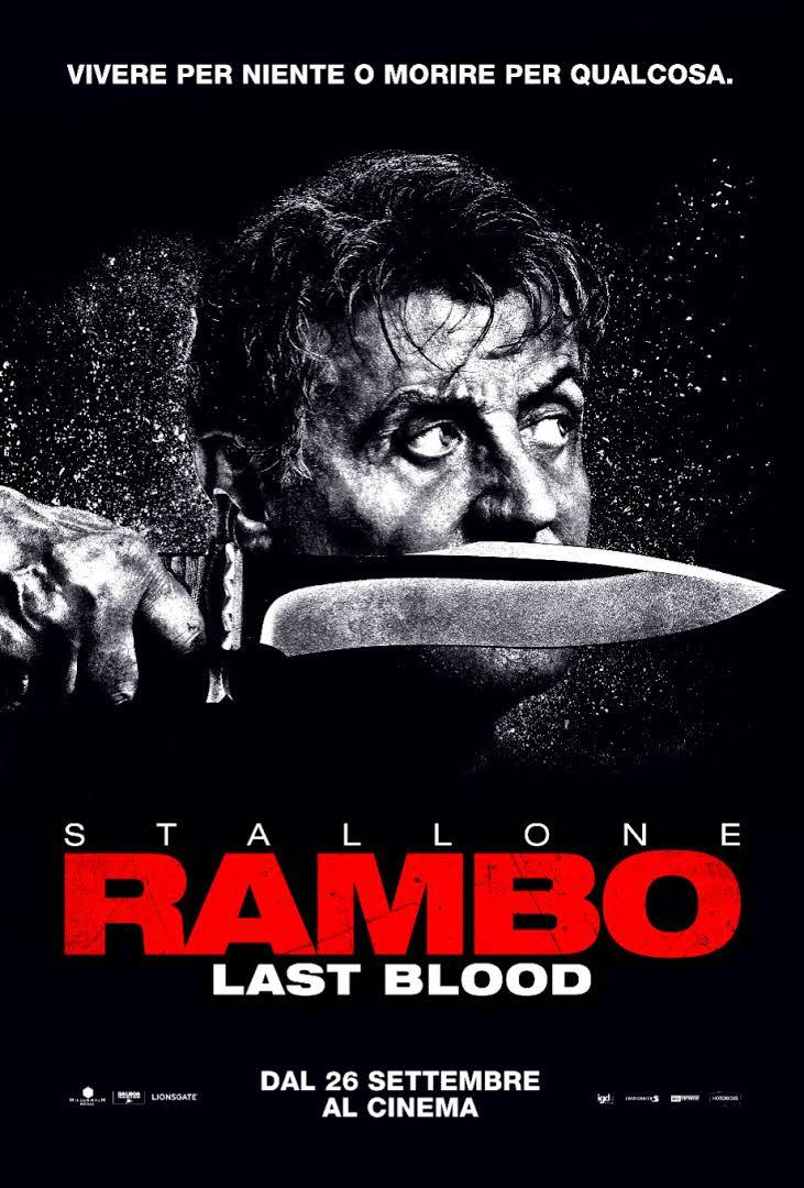 Risultati immagini per RAMBO LAST BLOOD
