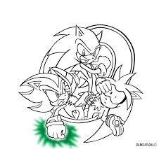 super sonic coloring pages 100 ideas shadow coloring page on kankanwz com