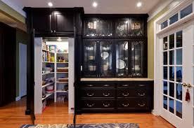 kitchen pantry ideas with glass door artdreamshome artdreamshome