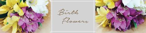 Flowers For Each Month - blog gift flowers hk what u0027s my birth flower