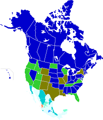 Age of consent laws in Canada  the U S   and Mexico
