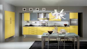 yellow kitchen theme ideas