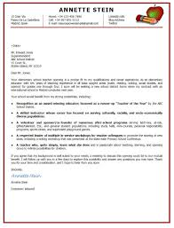 Examples Of Resume Cover Letters Generic Examples by Download Sample Teacher Resumes And Cover Letters
