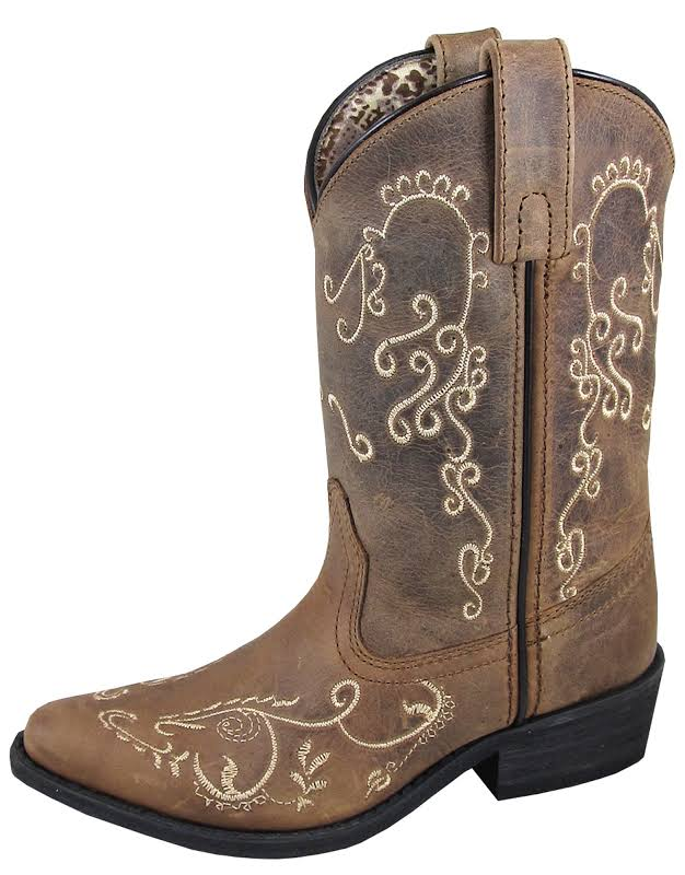 Smoky Mountain Childs Jolene Snip Toe Boots 1