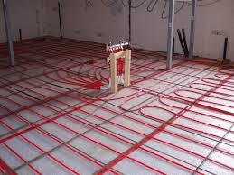 heated floors under laminate radiant floor heating pad under laminate