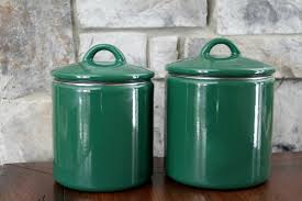 Green Canister Sets Kitchen 28 Kitchen Canisters Green Hunting For Green Canisters