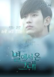 You who came from the stars capitulos
