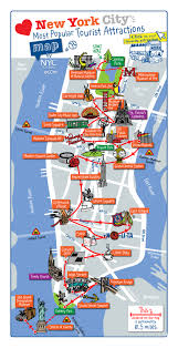 Central Park New York Map maps update 7421539 map of tourist attractions in new york city
