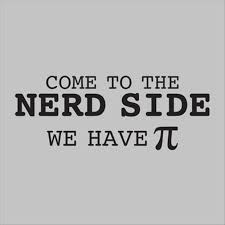 Image result for come to the nerd side