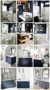 Lighthouse Bathroom Decor by Best 25 Navy Blue Bathroom Decor Ideas On Pinterest Nautical
