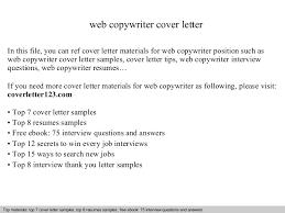 Cover letter copywriter job   dgereport    web fc  com Home   FC