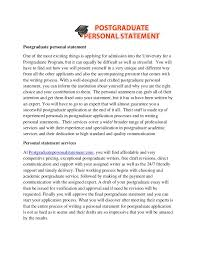 Personal statement reflects your personality and intelligence  Read each  question and answer it thoughtfully and convincingly     Understand  yourself  Need