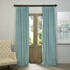 Blackout Curtain Panels Amazon Com Half Price Drapes Vpch 140803 84 Signature Blackout