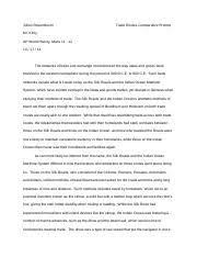 AP World Byzantine DBQ Essay docx   Julien Rosenbloom Byzantine     Course Hero