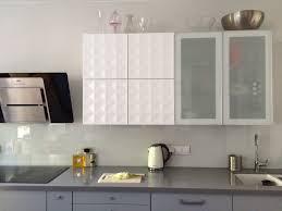 Ikea Kitchen Birch White And Gray Kitchen Ikea Herrestad Veddinge Interior
