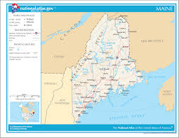Map Of Portland Maine by File Map Of Maine Na Png Wikimedia Commons