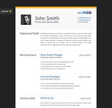 The Best Resume In The World by The Best Free U0026 Premium Cv U0026 Resume Website Template Evohosting