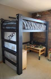 Wood Bunk Beds Plans by Best 25 Elevated Bed Ideas On Pinterest Bed Ideas Dream Rooms