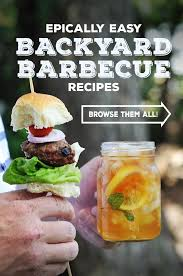backyard barbecue recipes u0026 scavenger hunt mighty mrs