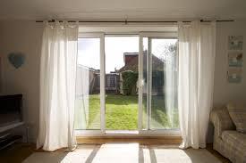 sliding glass door curtains curtains for sliding glass doors