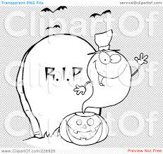 halloween ghost clipart black and white pumpkin background coloring coloring pages