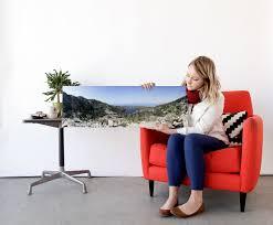 metal panoramic prints social print studio
